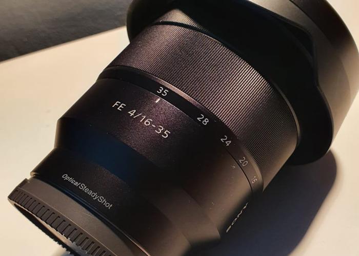 Sony Zeiss Vario-Tessar T* FE 16-35mm f/4 ZA OSS - 1