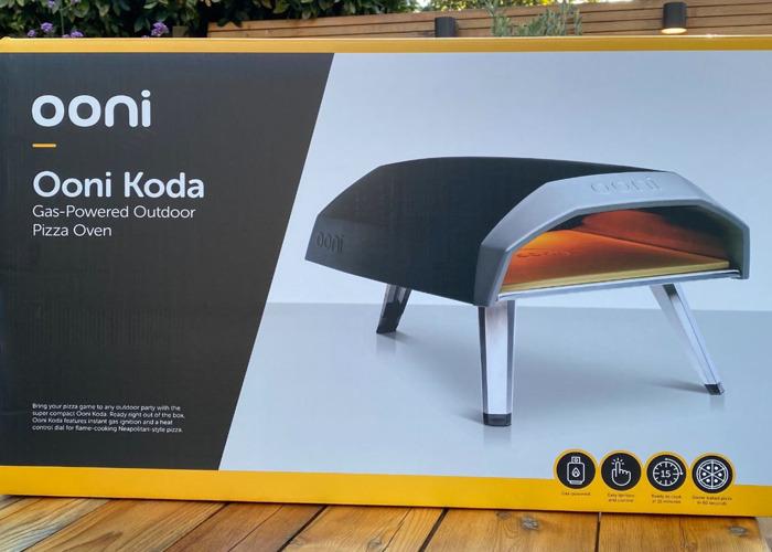 Ooni Koda - Outdoor Gas Pizza Oven - 2