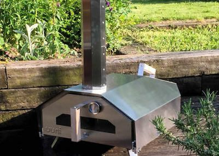 Ooni Pro Pizza Over (Wood fired) Portable - 1