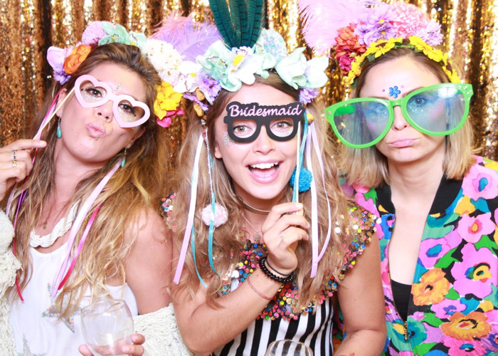 Open Air Photo Booth from £299 - 2