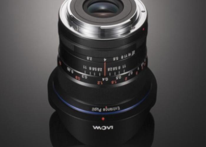Optics Laowa 12mm f/2.8 Zero D Lens for Canon EF - 1