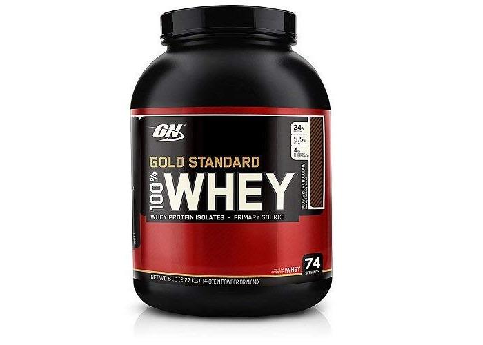 Optimum Nutrition 100% Gold Standard Whey 2270g - 1