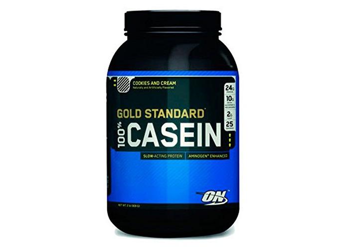 Optimum nutrition Casein Protein - 908 gr Supreme Chocolate - 1