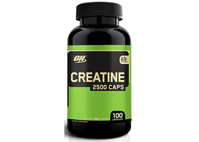 Optimum Nutrition Creatine 2500mg, 100 caps - 1
