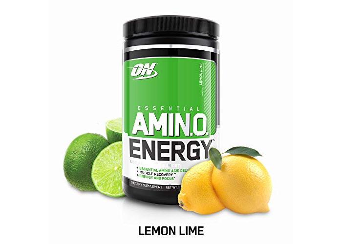 Optimum Nutrition Essential Amino Energy Lemon Lime 30 Servings (New) - 1