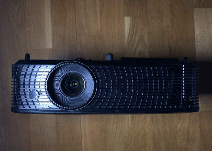 Optoma DS348 3D Projector - 2
