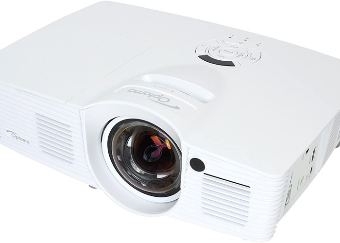 Optoma GT1080e Short Throw Projector - 2