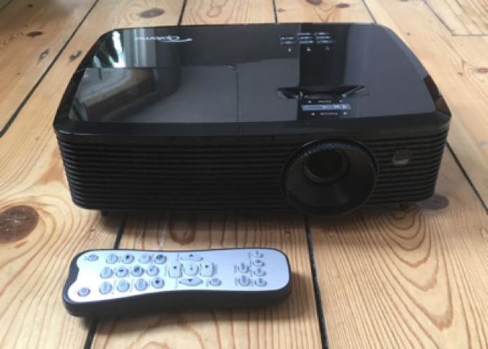 Optoma HD142X Full HD Projector  - 1
