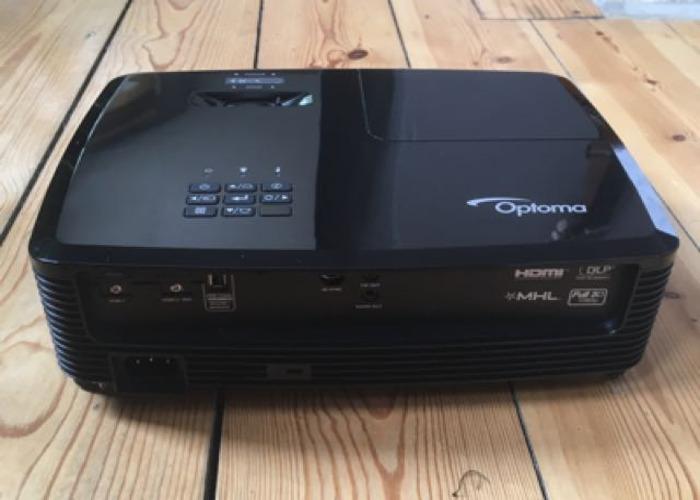 Optoma HD142X Full HD Projector  - 2