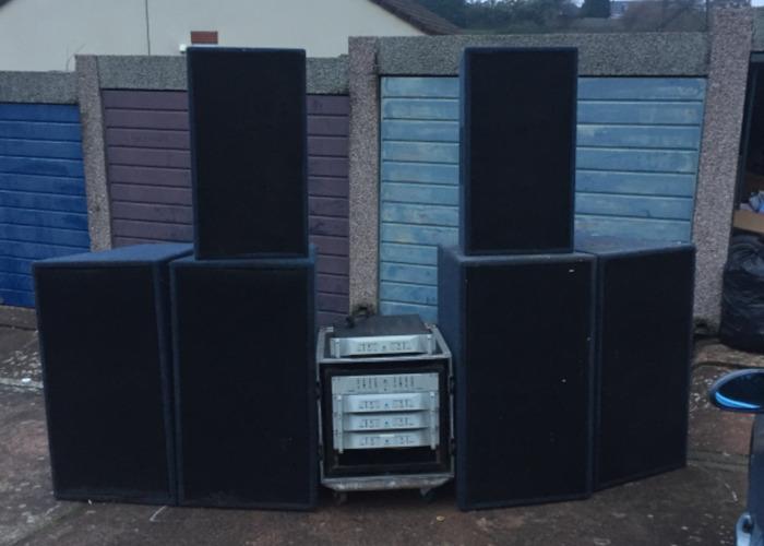 Opus Pa soundsystem - 1