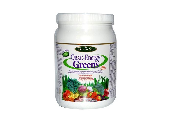 Orac Energy Greens - 12.8 oz by Paradise Herbs - 2