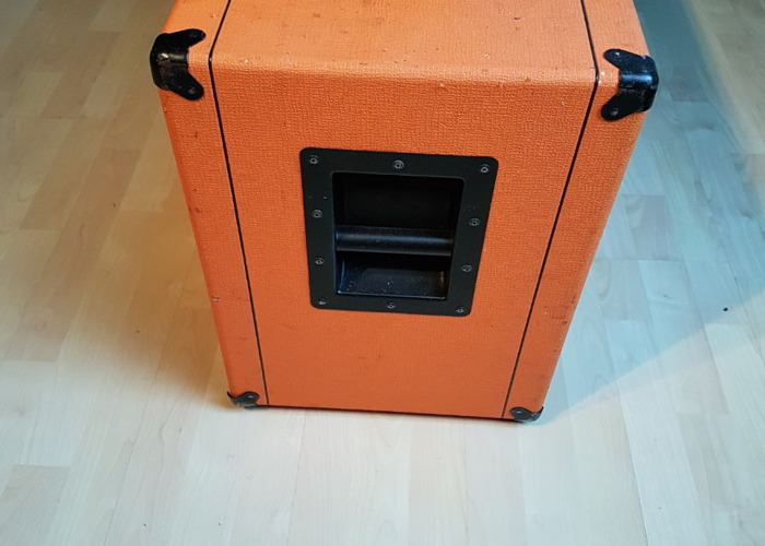 Orange 2x12 Guitar Speaker Cab - 2