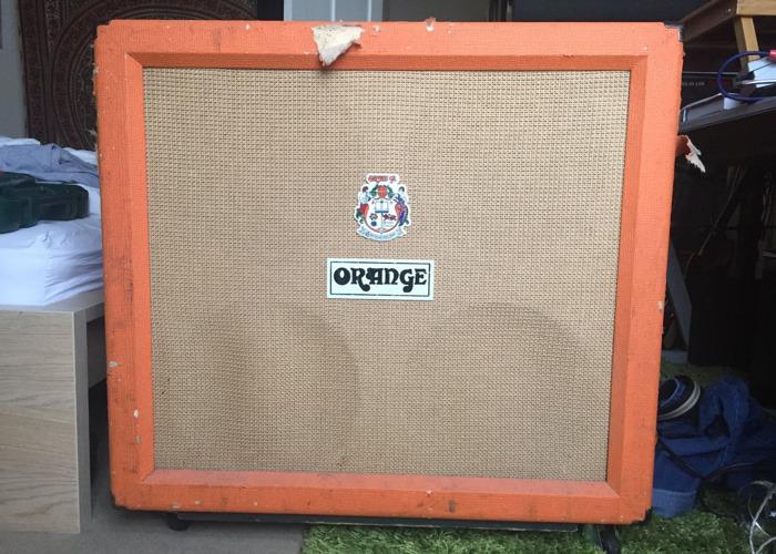 Orange PPC412 4x12 Guitar Cab - 1