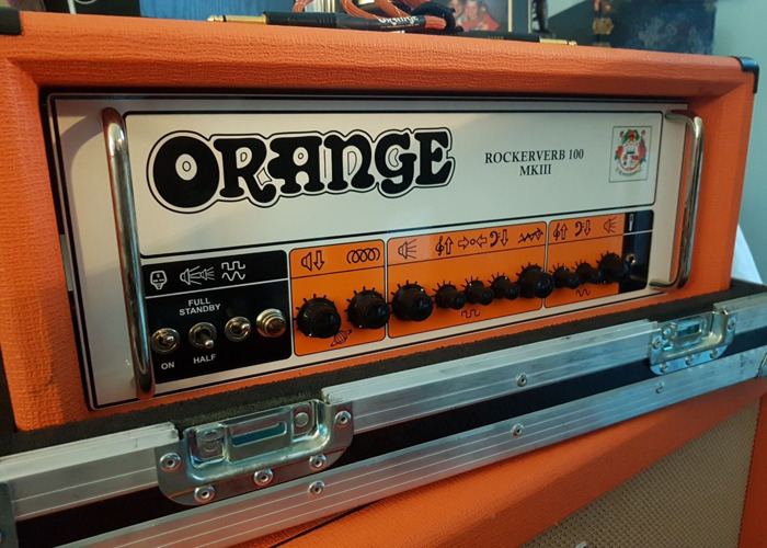 Orange Rockerverb MKiii 100W - 1
