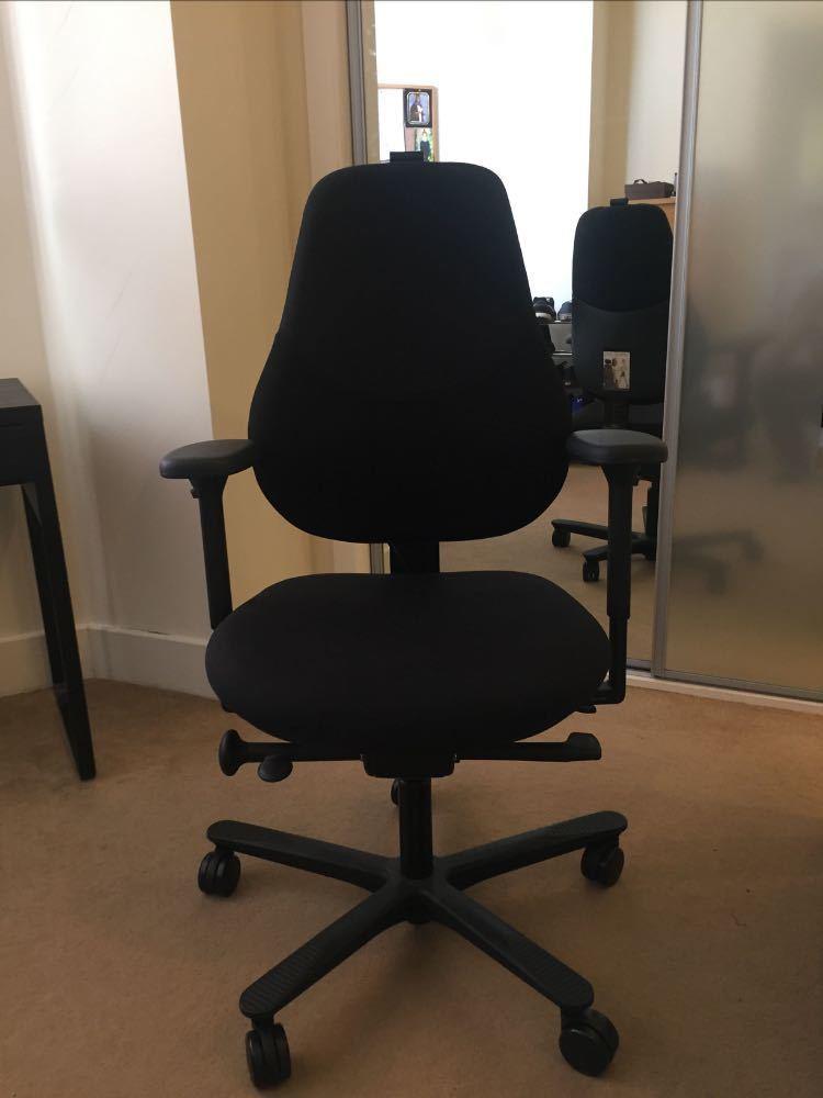 Orangebox Flo Ergonomic Office Chair - 1