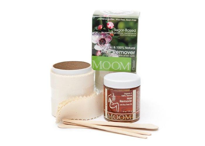 Organic Tea Tree Hair Removal 6 Ounce 345 Gram Jar - 1
