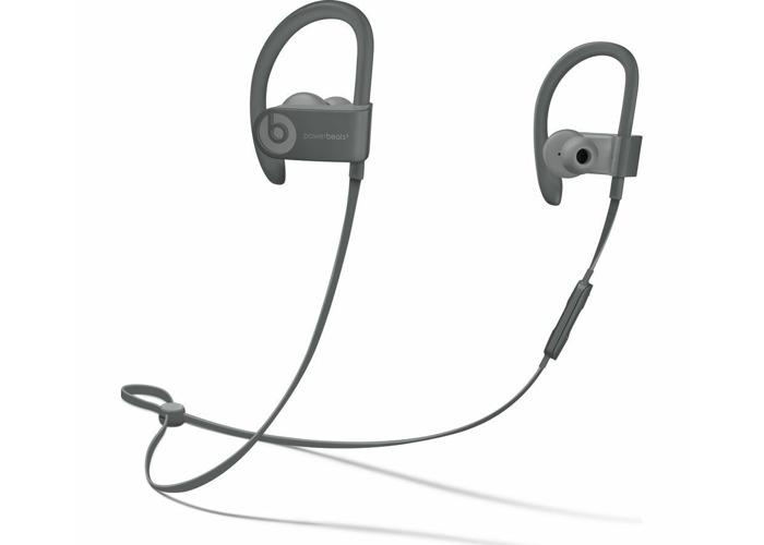 Original Beats by Dre Powerbeats 3 In-Ear Wireless Earphones - Asphalt Grey - 1
