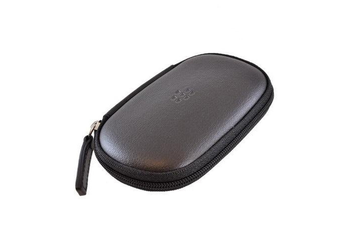 Original Blackberry Universal Zippered Leather Accessory Carrying Case Pouch,... - 1