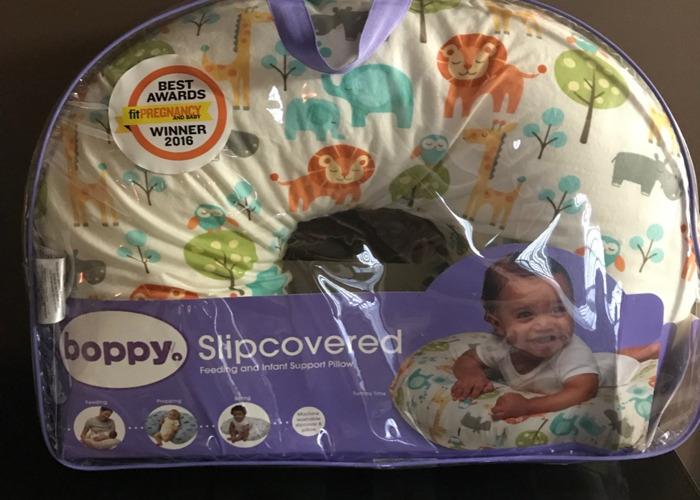 Original Breastfeeding Boppy Pillow - 1