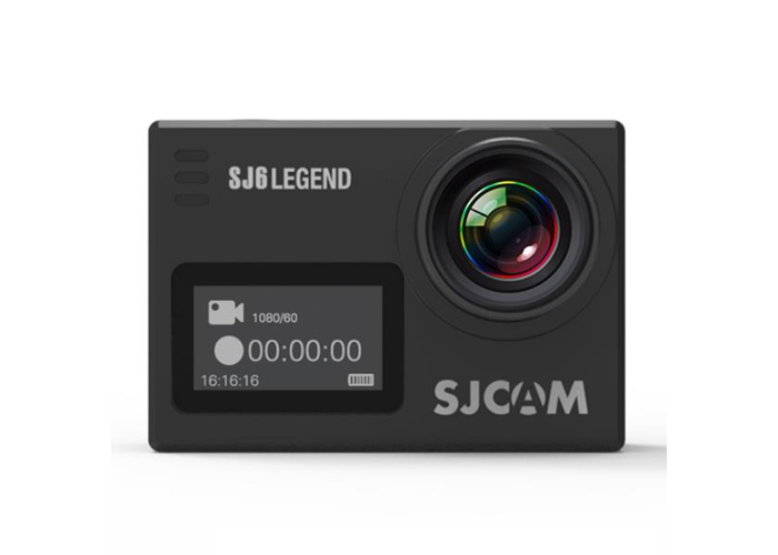 Original SJCAM SJ6 LEGEND 4K interpolated WiFi Action Camera Novatek NTK96660 2.0 inch LTPS - 1