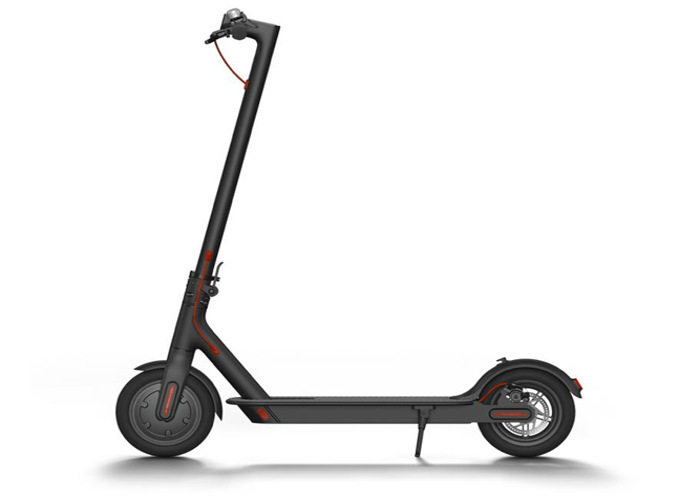 Original Xiaomi M365 Folding Electric Scooter Europe Version - Black - 1 Year Warranty - 1