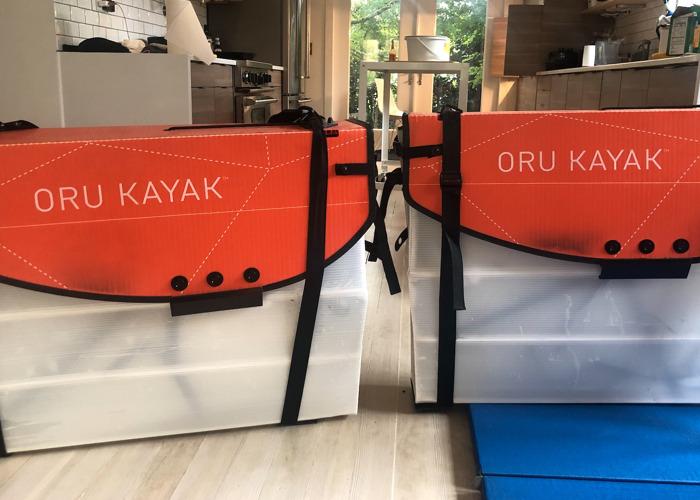 Oru Kayaks x 2 - 1