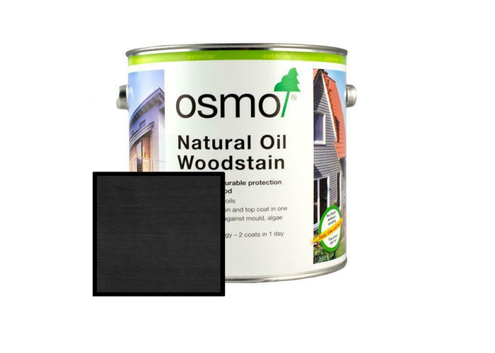 Osmo ® 712 Natural Oil Woodstain Ebony - 750ml - 1