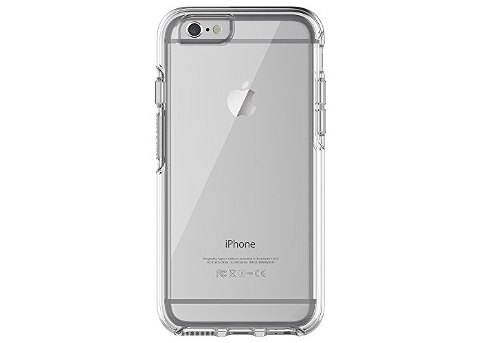 OtterBox 77-53494 Symmetry Clear Case for iPhone 6/6s - Clear Crystal - 1