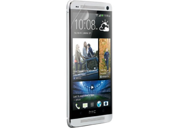 OtterBox Clearly Protected 360 Series Screen Protector for HTC One - Clear - 1