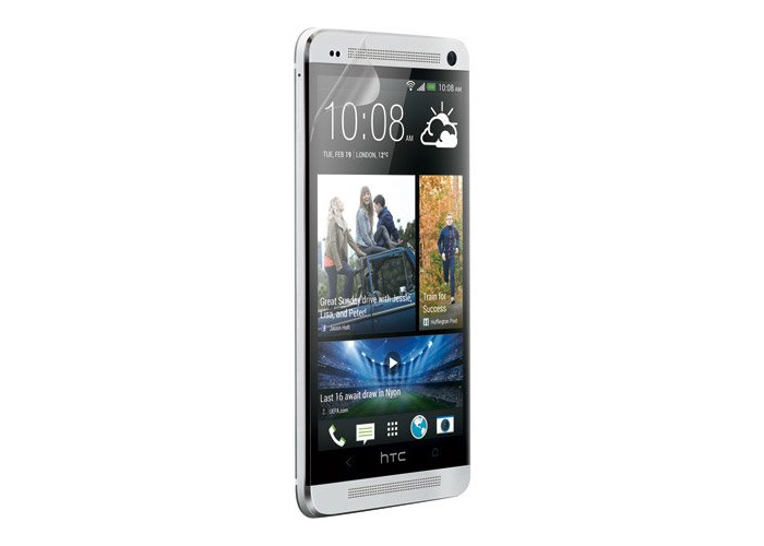 OtterBox Clearly Protected 360 Series Screen Protector for HTC One - Clear - 2