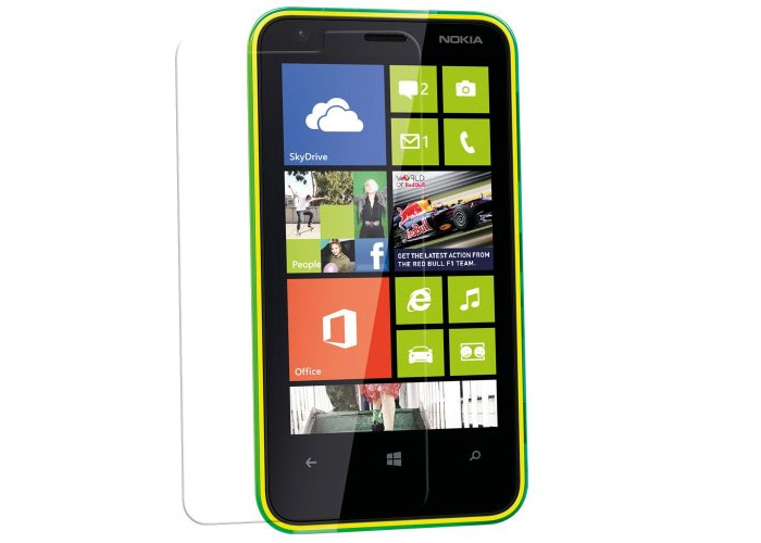 OtterBox Clearly Protected 360 Series Screen Protector for Nokia Lumia 620 - 1