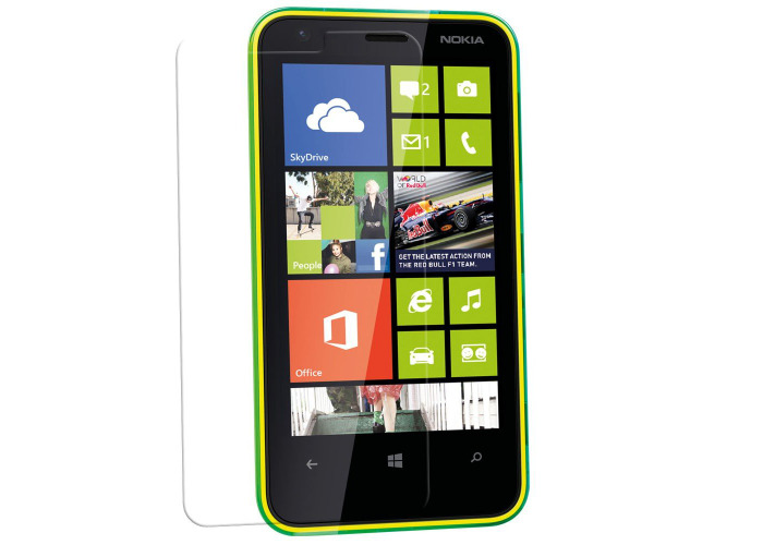 OtterBox Clearly Protected 360 Series Screen Protector for Nokia Lumia 620 - 2