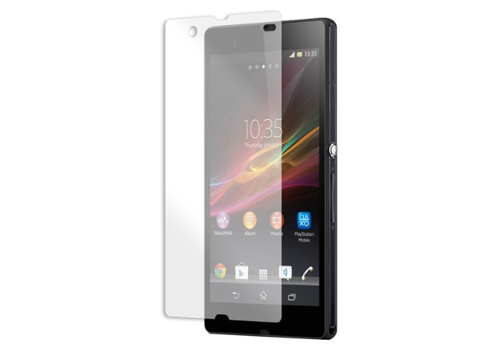 OtterBox Clearly Protected 360 Series Screen Protector for Sony Xperia Z - 1