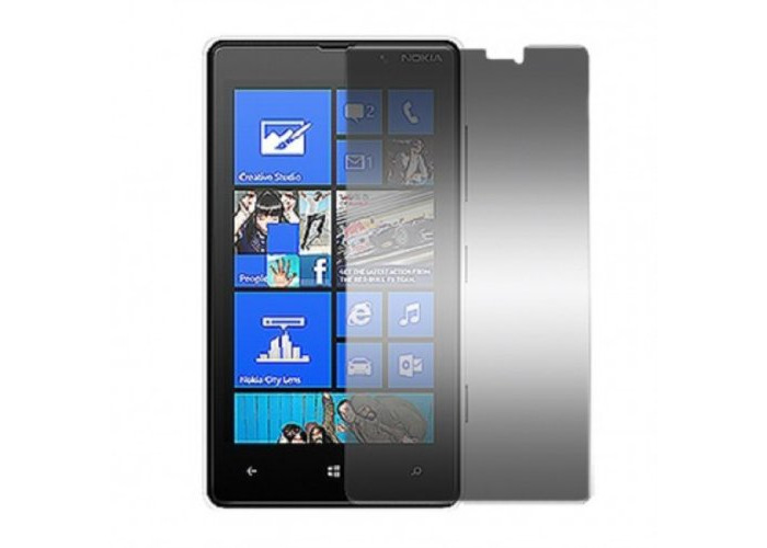 OtterBox Clearly Protected Privacy Series Screen Protector for Nokia Lumia 820 - 1