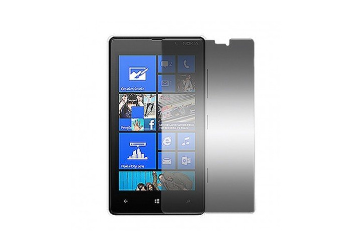 OtterBox Clearly Protected Privacy Series Screen Protector for Nokia Lumia 820 - 2
