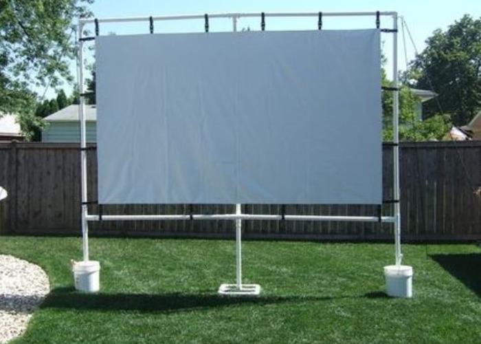 Outdoor & Indoors Projector Movie Screening Rentals - 1
