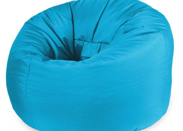 Outdoor beanbag apple chair - 1