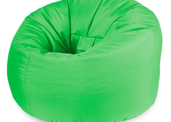 Outdoor beanbag apple chair - 2