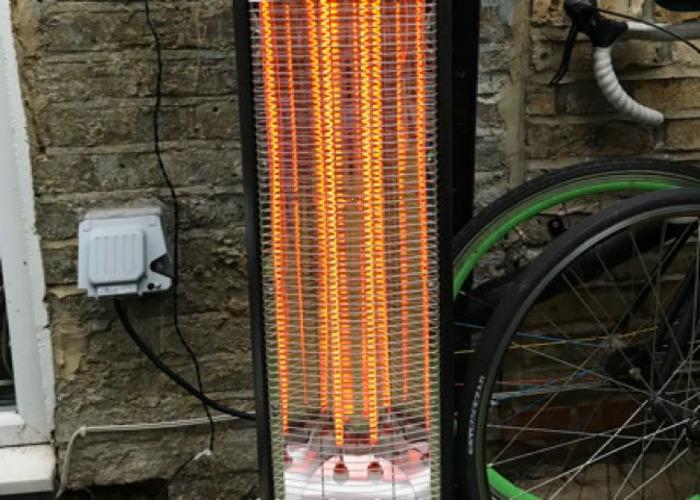Outdoor/ Indoor Infrared Heater - 2