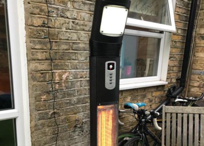 Outdoor/ Indoor Infrared Heater - 1
