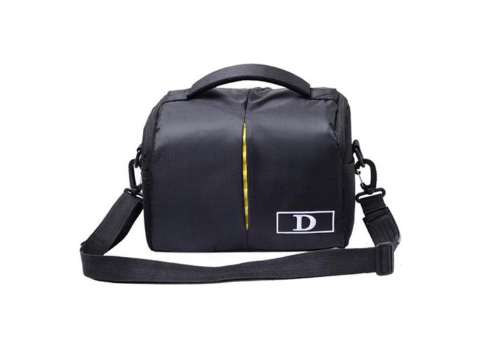 Outdoor Travel SLR Camera Storage Bag Shoulder Messenger Bag Crossbody Bag For Nikon D3200 D3100 - 2