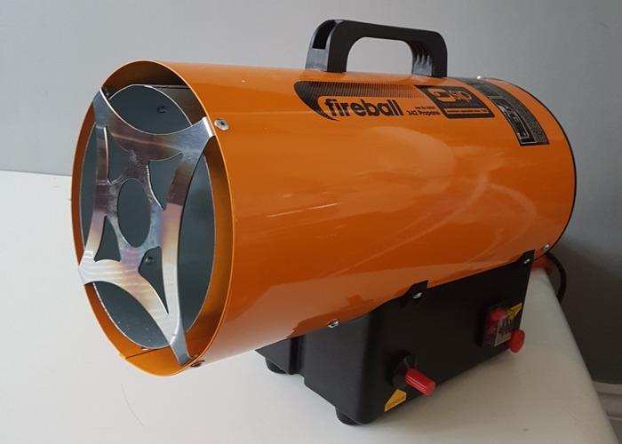 Outside Gas Heaters - 1