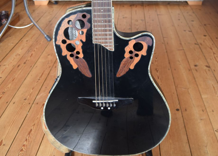 Ovation Celebrity CC44 Mid-Depth - 1
