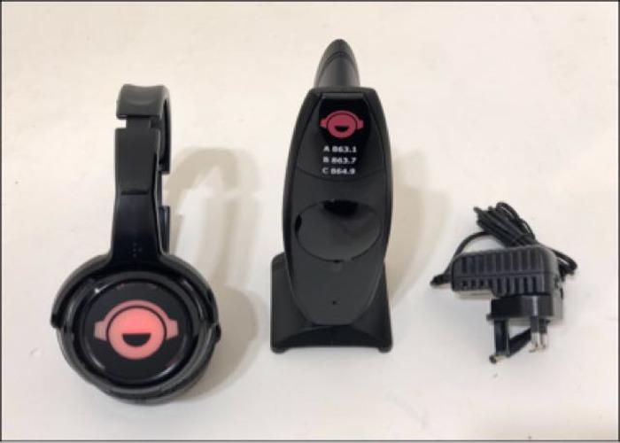 Over Ear Silent Disco  - 2