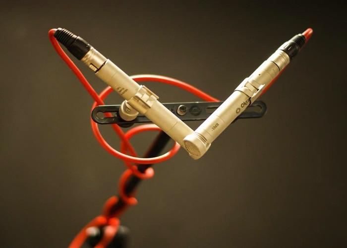 Overhead Condenser Microphones Oktava MK012 - 1