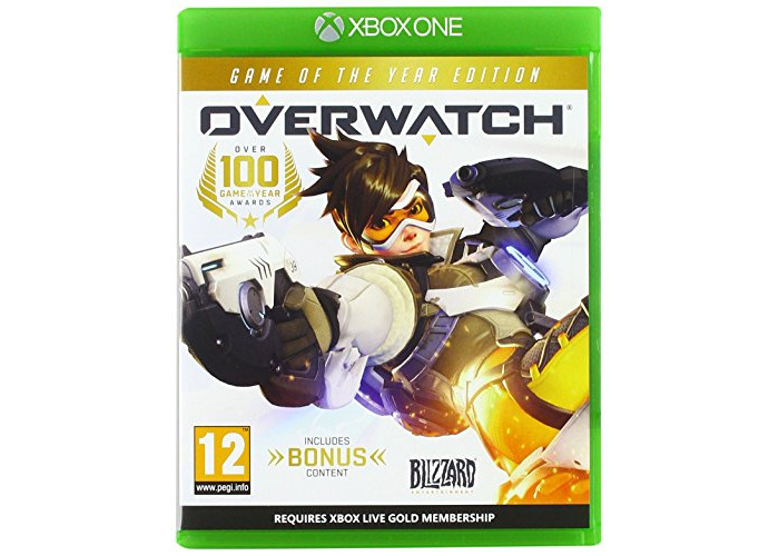 Overwatch Game of the Year Edition (Xbox One) [video game] - 1