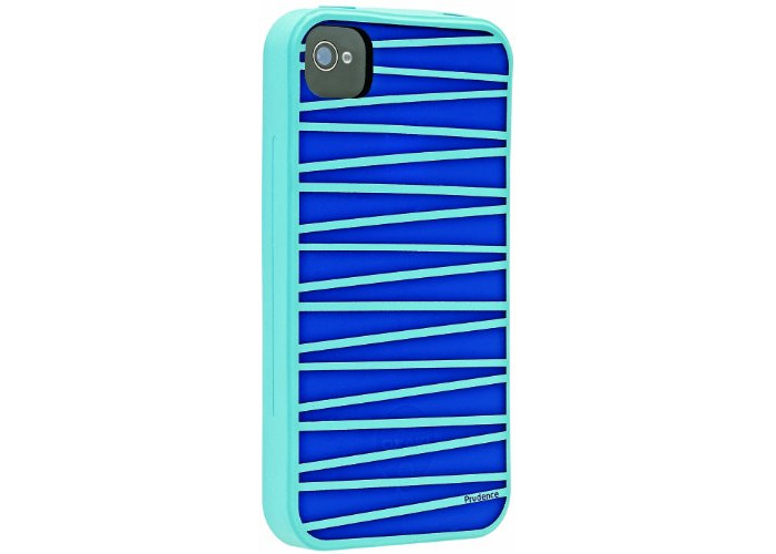 Ozaki iCoat Silicone Case for iPhone 4 - Prudence - 1
