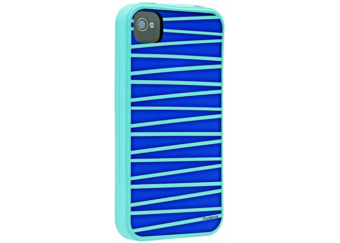 Ozaki iCoat Silicone Case for iPhone 4 - Prudence - 2