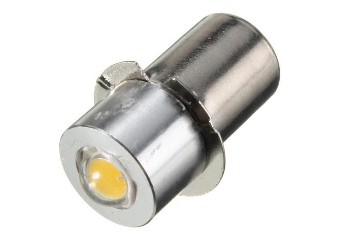 2//10pcs P13.5S Torch LED Focus Flashlight Replacement Bulb Work Light  3