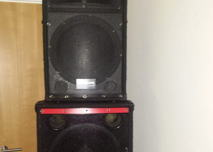 PA Sound System hire - Sound - Speakers - Party Speakers - 2